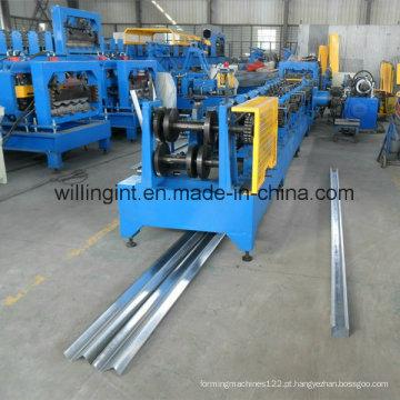 Controle de PLC de Máquina Purlin de Stud de Aço C de Alta Qualidade