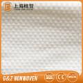 Spunlace-Vliesstoff aus 100% Viskose-Vliesstoff wischt kleinen punktgeprägten Vliesstoff ab