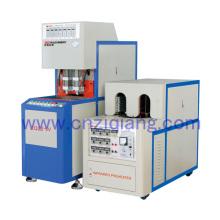 Máquina de moldeo por soplado semiautomático de 2 Cavidades Pet 0.5L