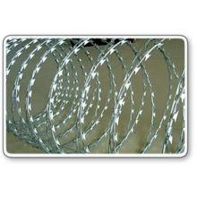 Steel Razor Barbed Wire (Anping Tianshun Company)