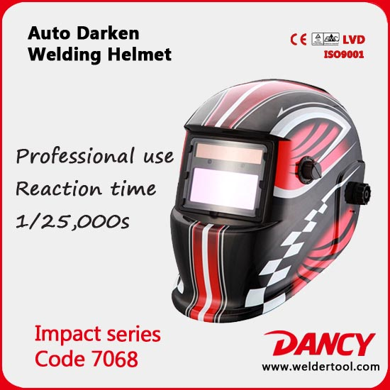 Waterproof Headgear Animal Welding Helmet Protective Mask Helmet7069