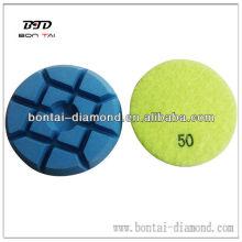 velco diamond ginding pads