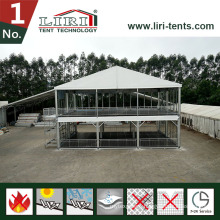 Double Decker Tent for Outdoor Events for Sale