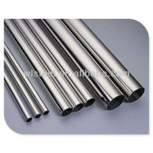Seamless Stainless Steel Pipe with Cold Rolled Process Method