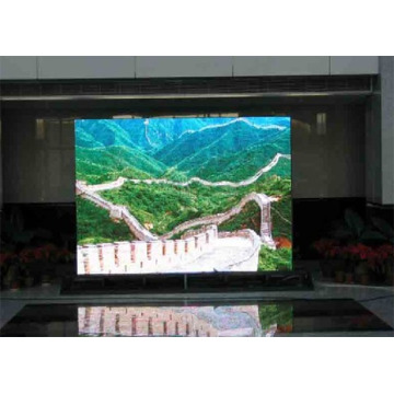Indoor Rental LED Display Slim aluminum structure