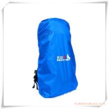 Capa de chuva de mochila de nylon de esportes e lazer para promoção