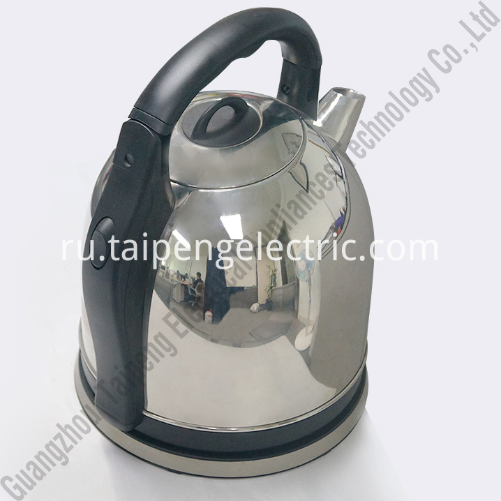 Large capacity kettle