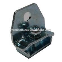 TS-0021 Pour support de rail de 25 mm Collier de blocage de rail DIN