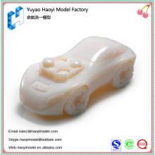 Modèle de fabrication à vide sous forme de modèle de voiture en caoutchouc silicone