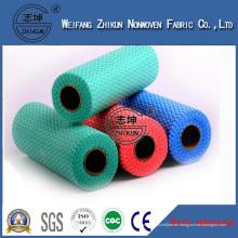 Viskose Polyester Spunlace Vliesstoff abwischen
