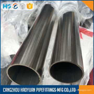 Tubulação sem emenda de aço inoxidável de ASTM A312 316L