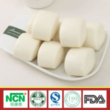 food products milk steamed bread