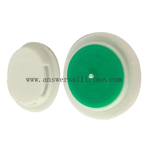 Green Expiratory Valve
