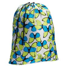 Нейлоновая сумка для стирки Butterflies (HBLB-17)