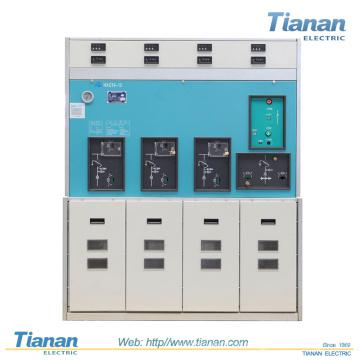 24kV 22KV isolamento de gás RMU switchgear anel unidade principal (XGN58-24)