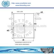 Auto Radiator For MAZDA BONGO E2500 99-02 MT
