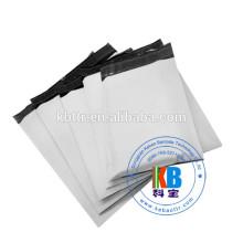 claro branco cinza poli plástico acolchoado bolha mailer sacos