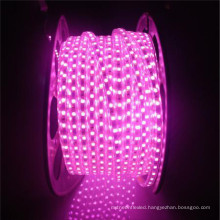 LED flexible strip light 5050 transparent plastic led trip Waterproof SMD led strip