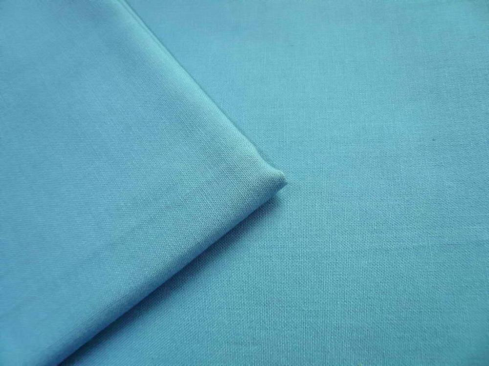 Vat Dyed Cotton Sheeting Fabric 195GSM