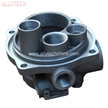 Cold Chamber Die Casting Parts Aluminum Parts