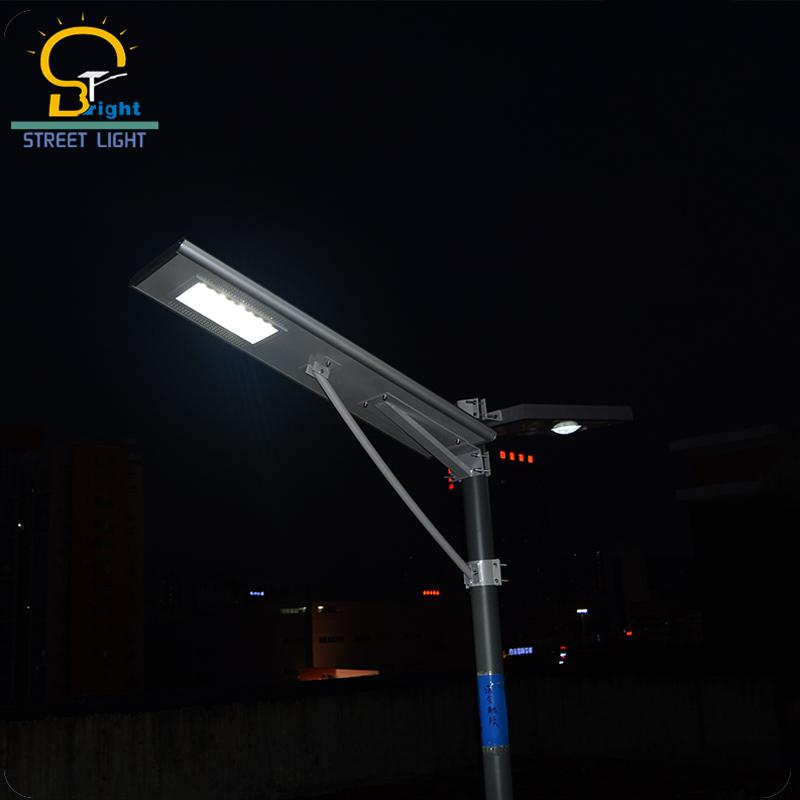 Intergrated Solar Street Light
