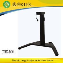 2015 altura elétrica ajustável mesa de cabeceira dobrável