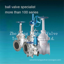 ASTM A216 Wcb Carbon Steel Gate Valve