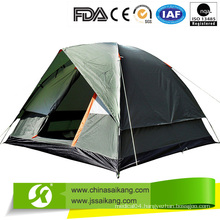 2 Person Canvas Camping Tent for Travel with Professional Service
