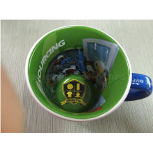 Full Decal Printing Mug, Full Printing Mug