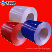 PVDF coated aluminium coil for roofing