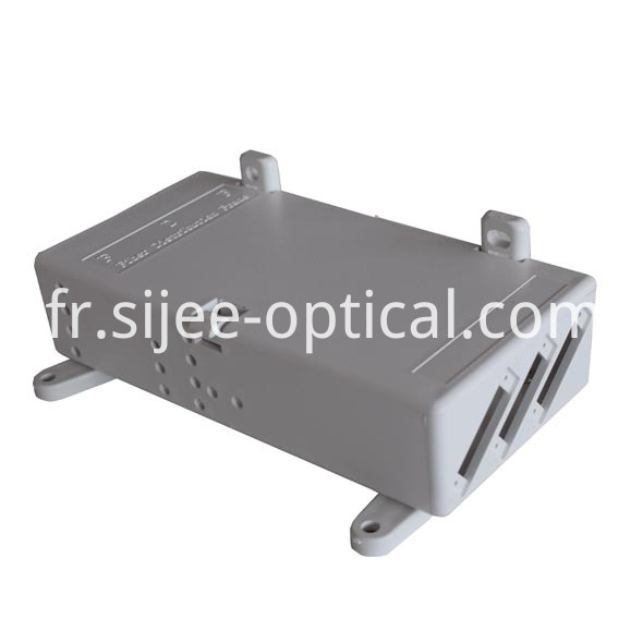 fiber optic termination box