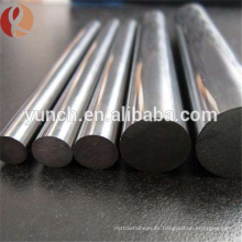 Precio de la barra de tungsteno de wolfram redondo puro por kg para la venta