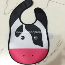 Waterproof Comfortable Easily Clean Neoprene Baby Bibs