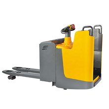 Xilin 2000kg 2ton stand on battery operated pallet truck electric pallet truck