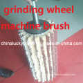 Sisal Hemp and Sand Paper Grinding Wheel Machine Brush (YY-327)
