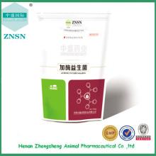 Enzyme ajouté probiotiques Forme posologique et animaux de compagnie, Bovins, Cheval, Mouton Type d'animal