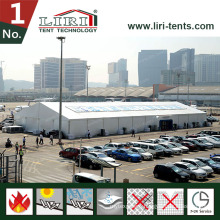 Luxury Marquee Tent Structure for Business Trade Fair