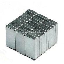 N35 rechteckiger Permanent Seltener Erdmagnet 10X5X1mm