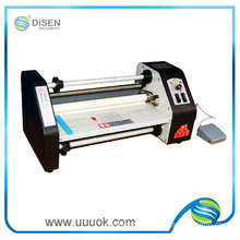 High precision portable laminating machine