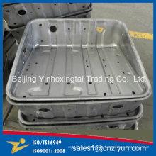 Fabricación de acero pesado de OEM con estampado resistente