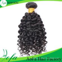Топ Премиум Волосы Бразильский Глубоко Вьющиеся Человеческих Волос Weave