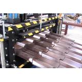 0.4-0.8mm roof tile roll forming machine suitable for coati
