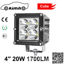 2015 Car Accessories Canbus Function Spot and Flood Beam 12v led tractor 20w work light