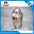 50L / 100L / 200LStainless Stahl doppelwandig ummantelt Milch / Destill Mixing Tank / Can / Boiler