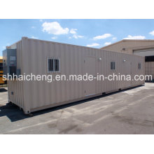 Moveable Container Housing Foroffice