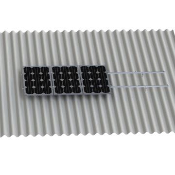 Панель Комплект L Крыши Ноги Солнечные Крепление Для Гофрированного Листа