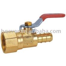 Válvula de la estufa de gas latón rosca hembra