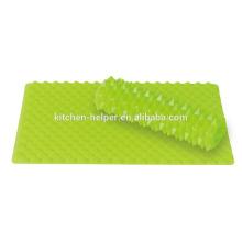 Fashion Heat Resisting Reusing & Good Sell Silicone Baking Mat