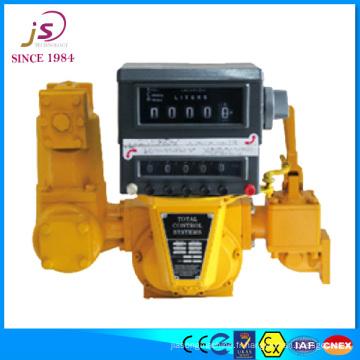 TCS volumétriques Diesel débitmètre