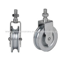 High pressure stainless steel electric wire cable pulley wheels prices